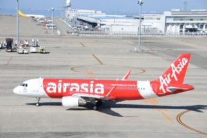エアアジア・ジャパンのエアバスA320型機(写真:Traicy)