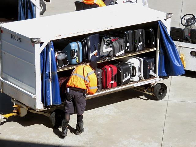 預け入れ手荷物