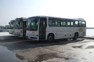 奥尻町有バス(奥尻町公式HPより)