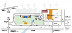 熊本空港 駐車場