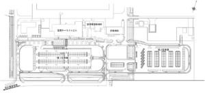 中標津空港駐車場 マップ