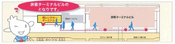 青森空港レンタカーターミナル