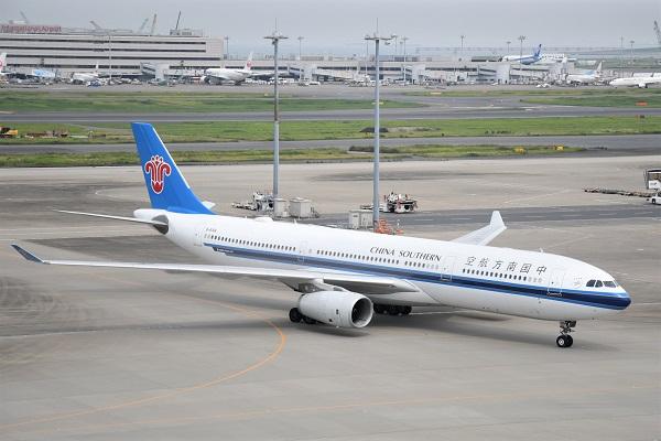 中国南方航空機体(出典:Traicy)